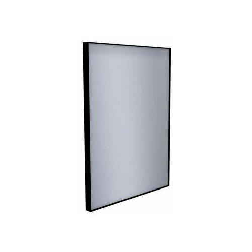 Lustro bez oświetlenia STARK BLACK 60 x 80 DUBIEL VITRUM (5905241008929)