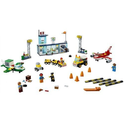 10764 LOTNISKO (City Central Airport) - KLOCKI LEGO JUNIORS