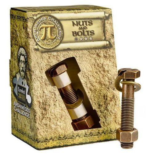 Łamigłówka archimedes - nuts and bolts - poziom 1/4 marki Eureka
