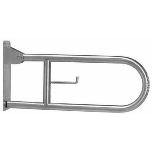 Poręcz uchylna łukowa dla niepełnosprawnych s32uuwc6p sn m 60 cm marki Faneco