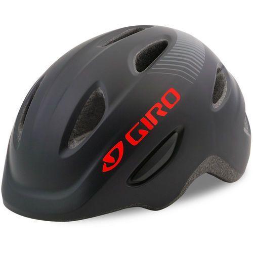 Giro scamp mips kask rowerowy dzieci czarny s | 49-53cm 2018 kaski rowerowe