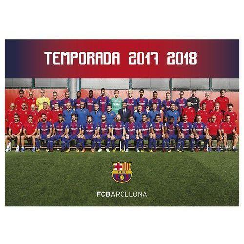 Kartka pocztowa FC Barcelona
