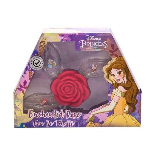 Disney Princess Princess zestaw Edt Ariel 15 ml + Edt Belle 15 ml + Edt Cinderella 15 ml dla dzieci, 99064