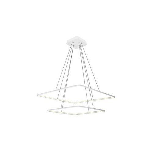 Milagro lampa wisząca led nix white biały 514