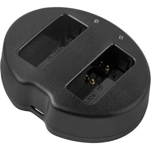 Pentax K2 / D-BC109 ładowarka USB DC 8.4V x 2 do D-LI109 (Cameron Sino) (4894128137986)