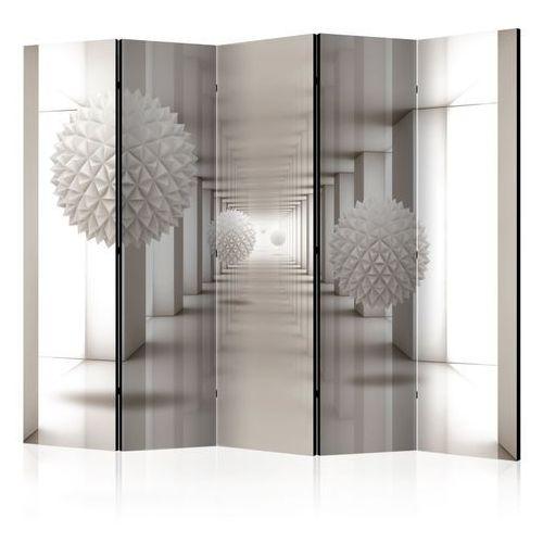 Parawan 5-częściowy - brama do przyszłości ii [room dividers] marki Artgeist