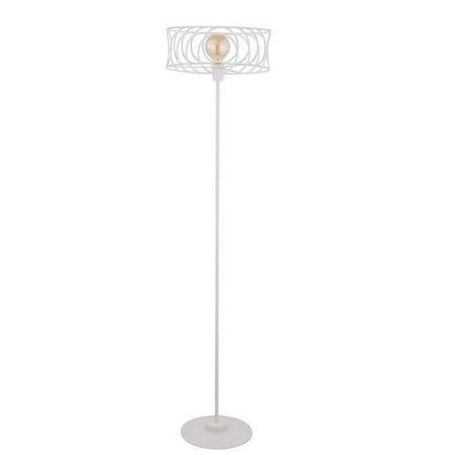 moon 50219 lampa podłogowa 1x60w e27 biała marki Sigma