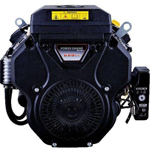 Silnik spalinowy Lifan 24KM wał. 25mm Elektryczny Zapłon