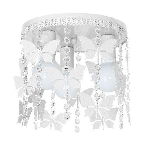 Decoland Lampa dziecięca elza butterflies 3xe27/60w/230v (5907565997903)