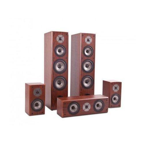 Kolumna głośnikowa QUADRAL Quantis 6650 Front L Wiśniowy DARMOWY TRANSPORT (4008880916820)