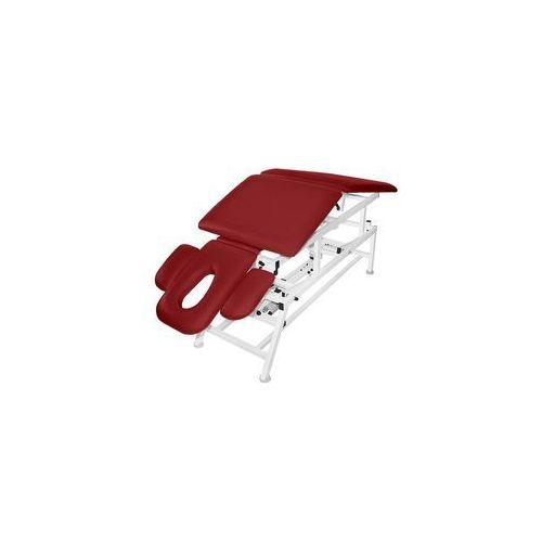 Stół rehabilitacyjny 5-cz. elektryczny master 5e-p plus z funkcją pivot marki Bardo-med