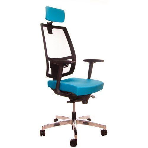Bakun Fotel biurowy obrotowy foxtrot net - do 150kg!