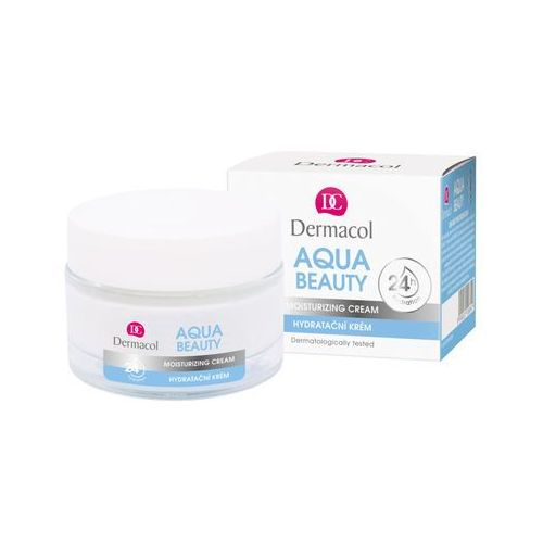 Dermacol Aqua Beauty Moisturizing Cream | Nawilżający krem do twarzy 50ml