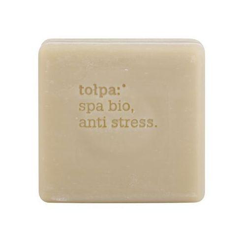 Tołpa  spa bio anti stress mydło detoksykujące z torfem (hypoallergenic) 100 g