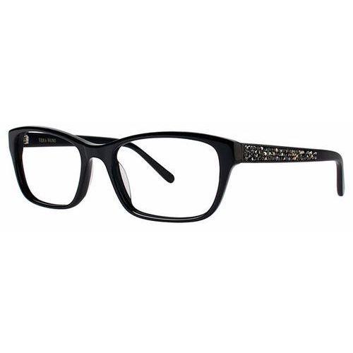 Okulary korekcyjne  inga blck marki Vera wang