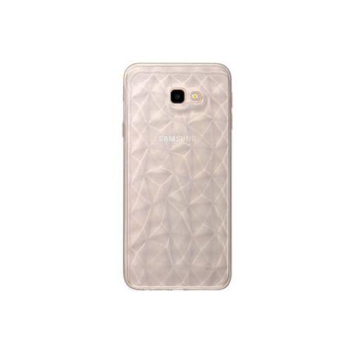 Samsung galaxy j4 plus - etui na telefon - przezroczyste marki Forcell prism
