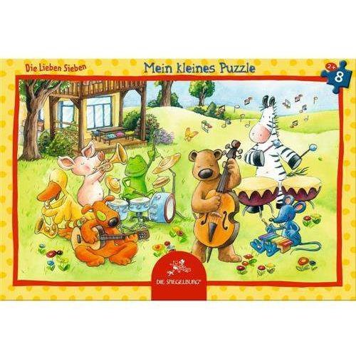 Puzzle Lets make music! Szczęśliwa Sióde