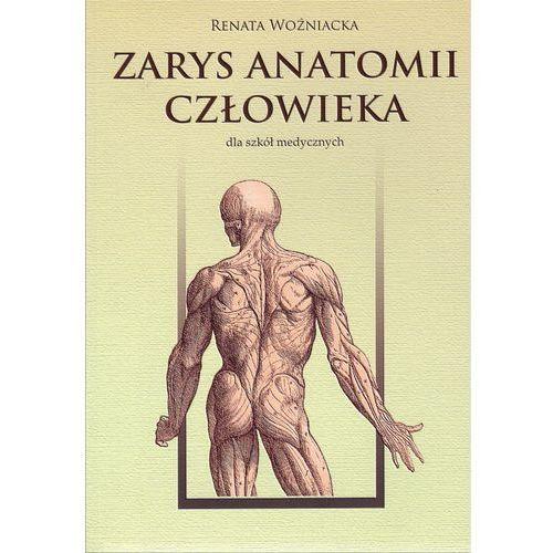Zarys anatomii człowieka dla szkół medycznych (544 str.)
