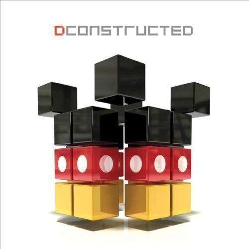 DCONSTRUCTED - Różni Wykonawcy (Płyta CD) (0050087309053)