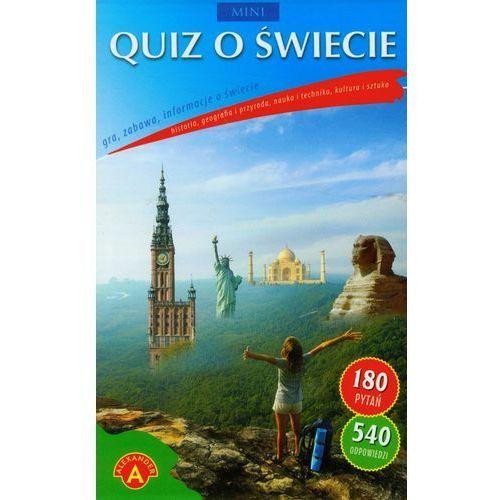 Alexander Mini quiz o świecie (5906018004489)