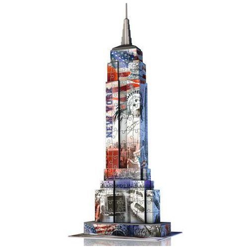 Ravensburger Empire State Building, edycja Flagowa, 216elementów (4005556125838)