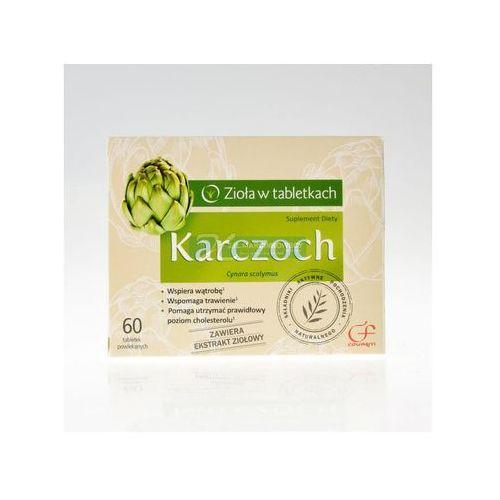 Tabletki Karczoch x 60 tabl