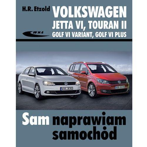 Volkswagen Jetta VI od VII 2010, Touran II od VIII 2010, Golf VI Variant od X 2009, Golf V (336 str.)