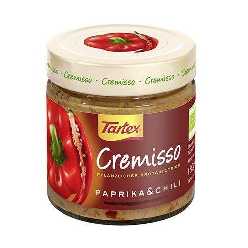 Pasta słonecznikowa papryka - chili 180g bio -  marki Tartex