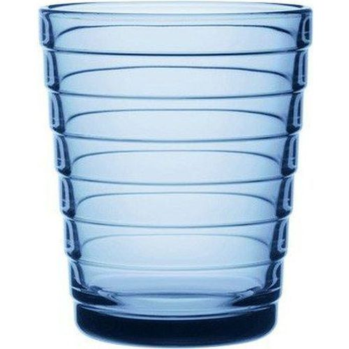 Szklanki Aino Aalto 220 ml niebieski turkus 2 szt.