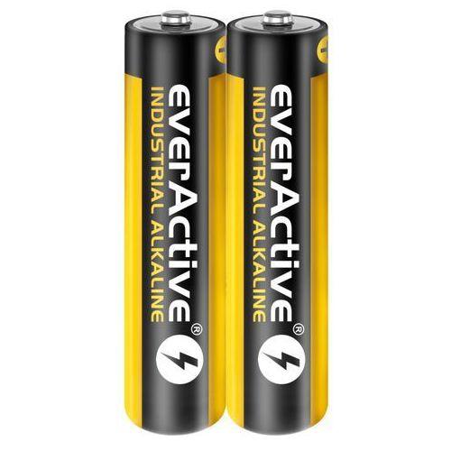 Everactive 2x baterie alkaliczne industrial lr03 / aaa