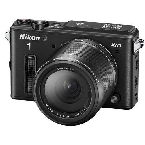 Nikon 1 AW1, cyfrówka