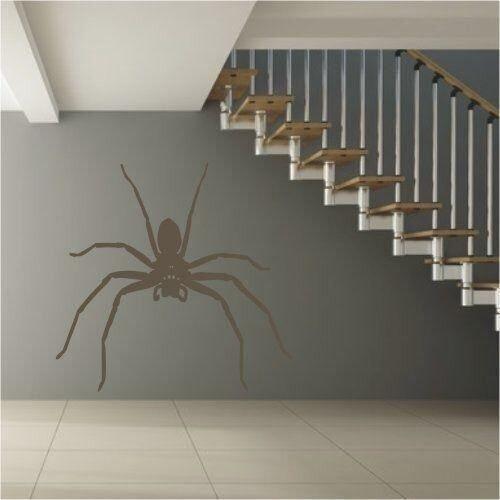 Wally - piękno dekoracji Szablon malarski pająk 1063