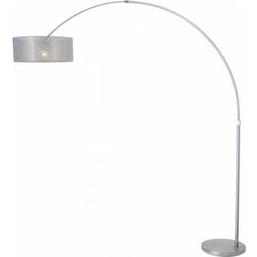Steinhauer STRESA lampa stojąca Stal nierdzewna, 1-punktowy - Nowoczesny - Obszar wewnętrzny - STRESA - Czas dostawy: od 10-14 dni roboczych (8712746092905)