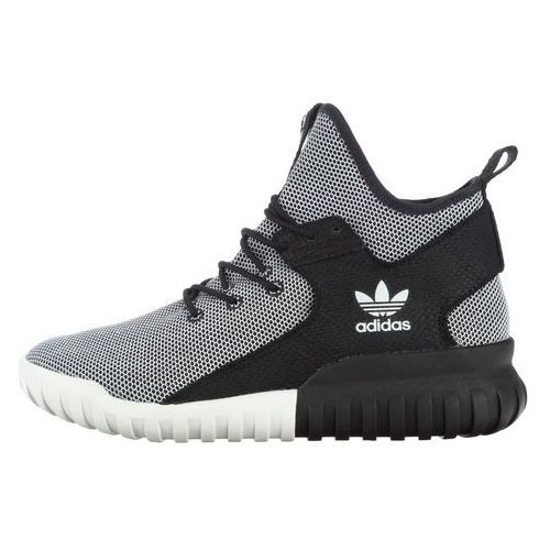 originals tubular x tenisówki i trampki core black/crystal white marki Adidas
