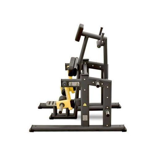 Maszyna na wolne ciężary do ćwiczeń mięśni dwugłowy uda ns 08 marki Mastersport