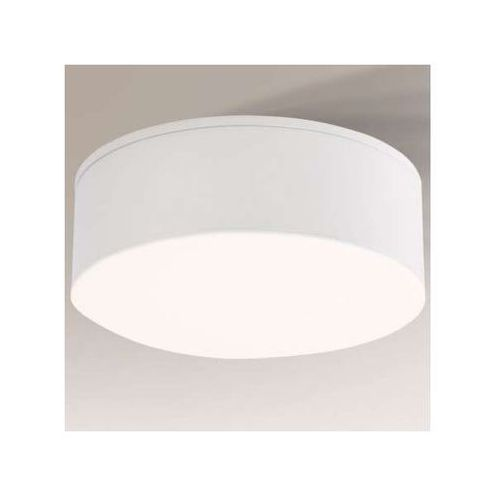 Plafon LAMPA sufitowa TOTTORI IL 1235/LED/BI Shilo okrągła OPRAWA natynkowa LED 8W biała