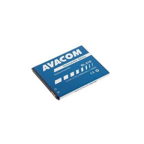 Bateria do notebooków  pro lenovo a536, li-ion 3,7v 2000mah (náhrada bl210) (gsle-bl210-2000) od producenta Avacom