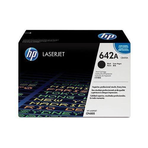 Toner oryginalny 642a czarny do hp color laserjet cp4005 - darmowa dostawa w 24h marki Hewlett packard