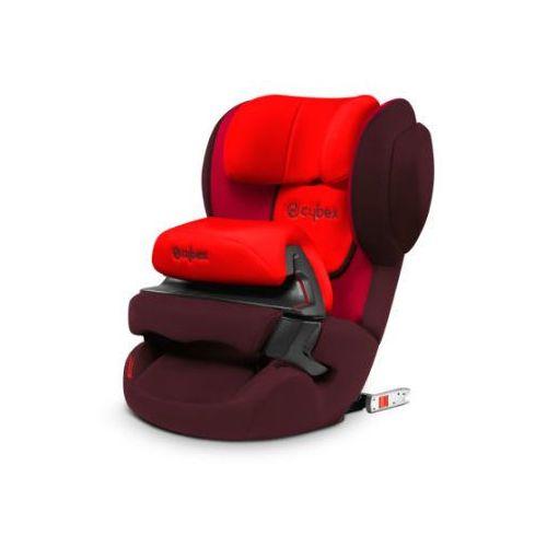 cybex SILVER Fotelik samochodowy Juno 2-fix Rumba Red-dark red