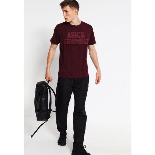 Asics woven spodnie do biegania mężczyźni czarny s legginsy do biegania (8717999997540)