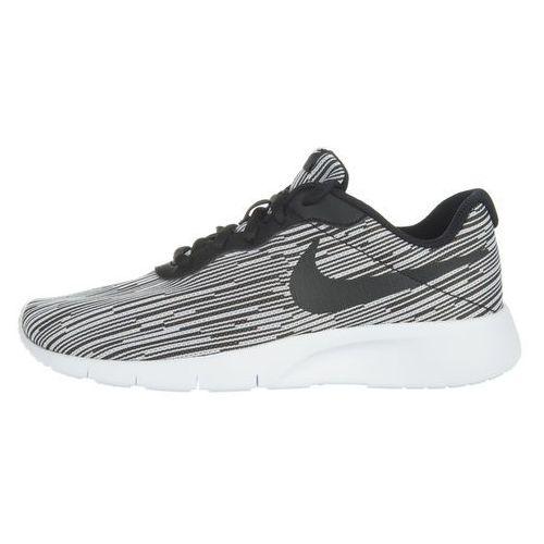 Nike tanjun special edition kids sneakers czarny biały 38