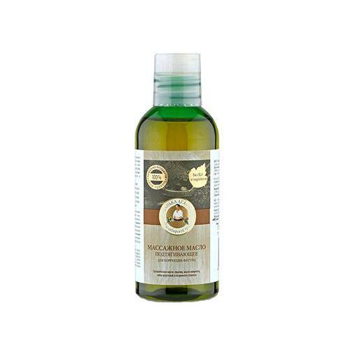 Babuszka Agafia Uelastyczniający olejek do masażu (Łaźnia Agafii) 170ml
