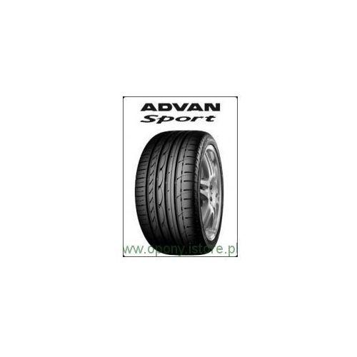 OPONA 255/50R19 107Y YOKOHAMA Advan Sport V103 ( F, C, 3))), 75dB ) (4968814775254)