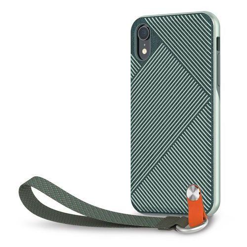 Moshi Altra Etui Obudowa iPhone Xr (Mint Green), kolor zielony