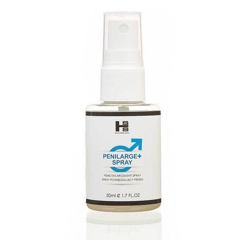 Penilarge + spray, natychmiastowe powiększenie penisa marki Shs