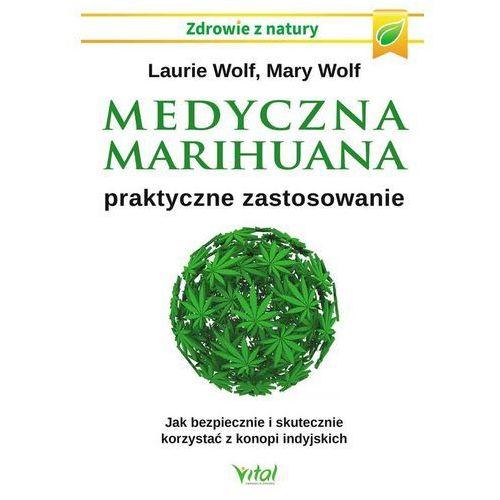 Medyczna marihuana, oprawa miękka