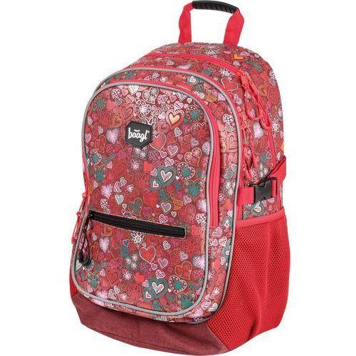 Baagl plecak szkolny love (8595054261795)