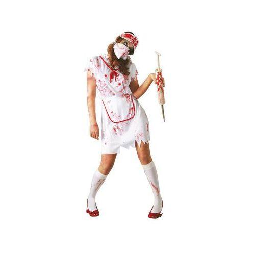 Kostium Krwawa Pielęgniarka dla kobiety - Rozmiar M (8434077846940)