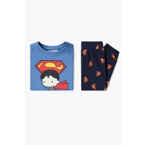 Mango Kids - Piżama dziecięca Superman 80-104 cm