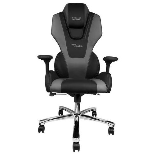Fotel Gaming E-BLUE MAZER - czarny (6921607108040)